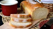 Фото рецепта Хлеб на молоке