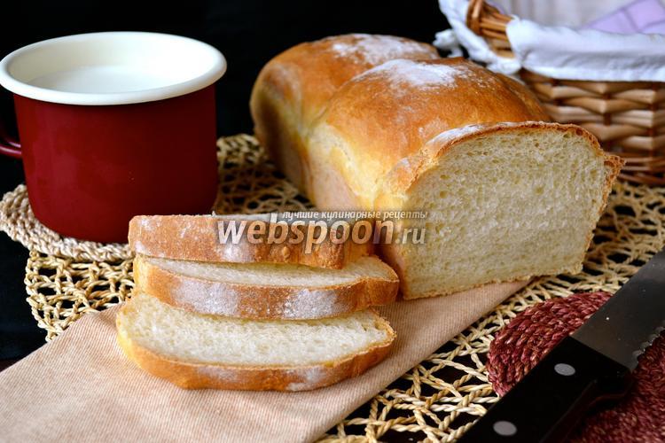 Фото Хлеб на молоке