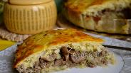 Фото рецепта Запеканка из капусты с фаршем