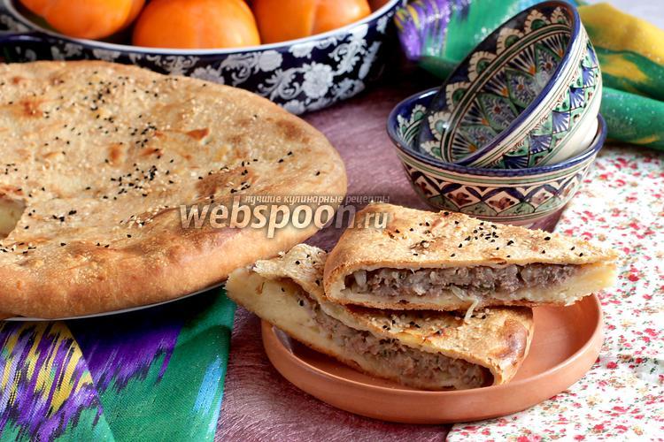 Фото Мясной пирог на кефире
