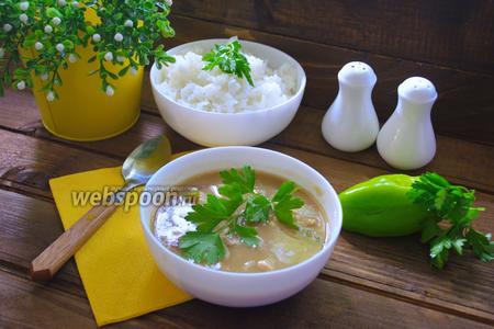 Суп «Гамбо» по рецепту И. Лазерсона