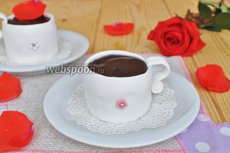 Пирожное «Чашка кофе»