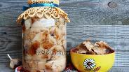 Фото рецепта Солёные валуи (горячий способ)