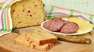 Фото рецепта Хлеб из полбяной муки с сушёной свёклой и тыквой