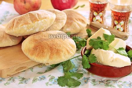 Турецкий хлеб Балон екмек видео рецепт
