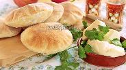 Фото рецепта Турецкий хлеб Балон екмек