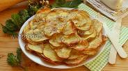 Фото рецепта Галета картофельная