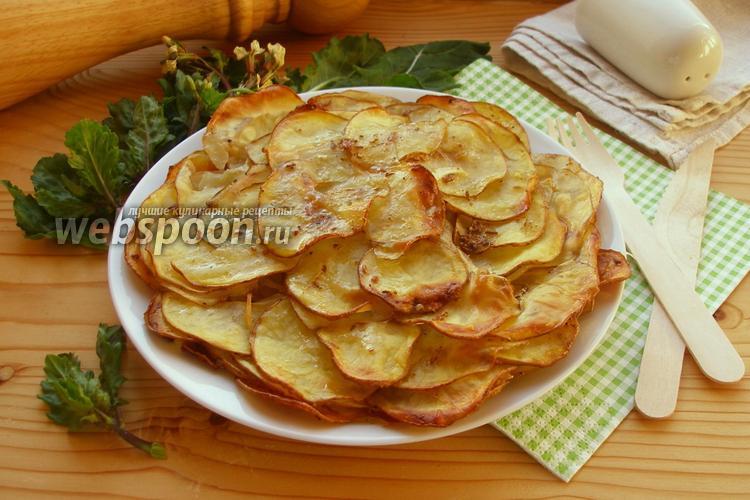 Фото Галета картофельная