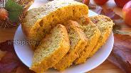 Фото рецепта Овсяный кекс с яблоками в хлебопечке