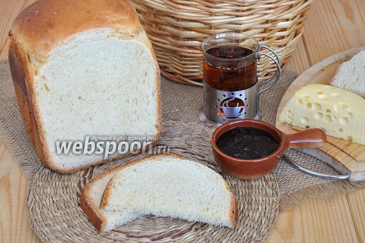 Фото Хлеб на желтках в хлебопечке