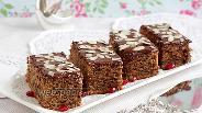 Фото рецепта Тыквенный пирог с орехами