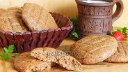 Фото рецепта Ржаные лепёшки