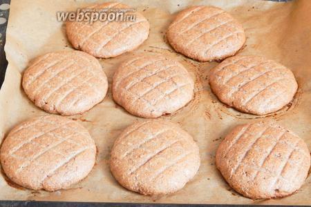 Ржаные лепёшки вырастут раза в 2-2,5, зарумянятся и будут приятно пахнуть солодом.