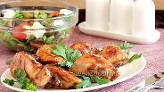 Фото рецепта Курица в луковом маринаде