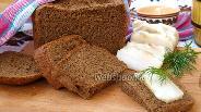 Фото рецепта Ржаной хлеб на солоде в хлебопечке