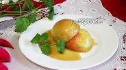 Фото рецепта Яблоки в «пьяной» карамели