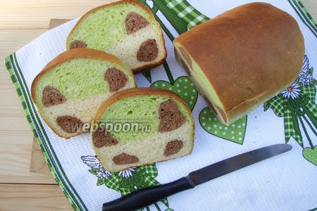 Хлеб «Панда»