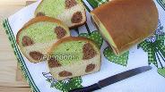 Фото рецепта Хлеб «Панда»