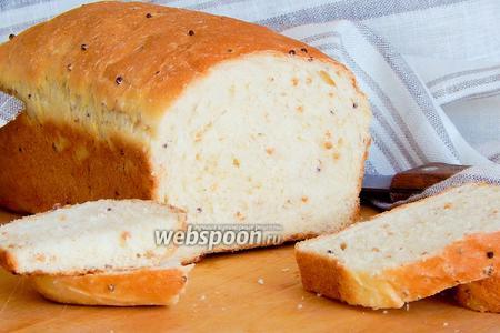 Хлеб на французской горчице