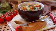 Фото рецепта Суп с киноа