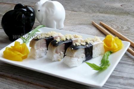 Суши саба-дзуси