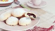 Фото рецепта Печенье с начинкой из Нутеллы