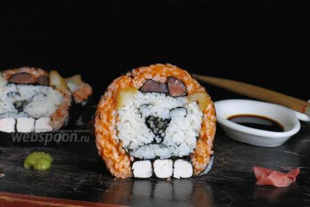 Суши кадзари «Кошка»