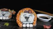 Фото рецепта Суши кадзари «Кошка»
