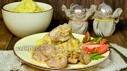 Фото рецепта Подлива из куриной печени