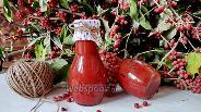 Фото рецепта Соус из красной облепихи