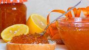 Фото рецепта Морковное варенье с лимоном