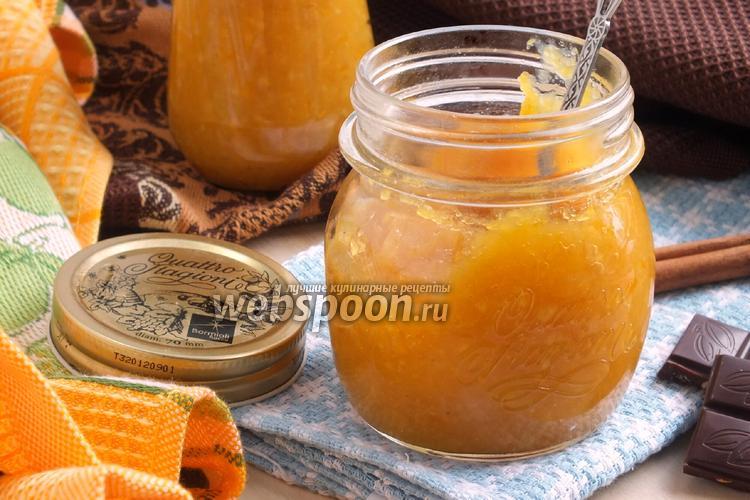 Фото Повидло из апельсинов
