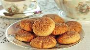 Фото рецепта Печенье «Каракум»