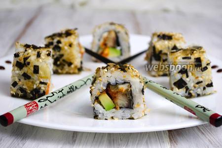 Суши-унаги «Дукат»