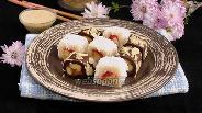 Фото рецепта Сладкий сет с ореховым соусом