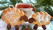 Фото рецепта Новогоднее печенье «Овечки»