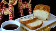 Фото рецепта Эстонский кекс (на белках)