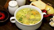 Фото рецепта Суп овсяный в мультиварке