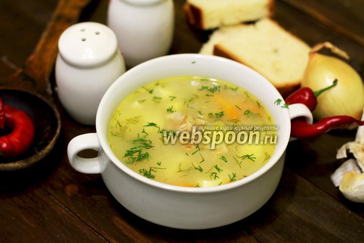 Фото Суп овсяный в мультиварке