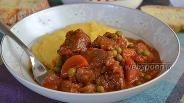 Фото рецепта Томлёная говядина по-итальянски