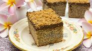 Фото рецепта Пирожное «Оливия»