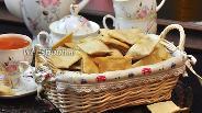 Фото рецепта Галетное печенье с корицей