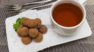 Фото рецепта Шоколадные конфеты с ликёром