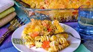 Фото рецепта Кассероль из пасты с овощами