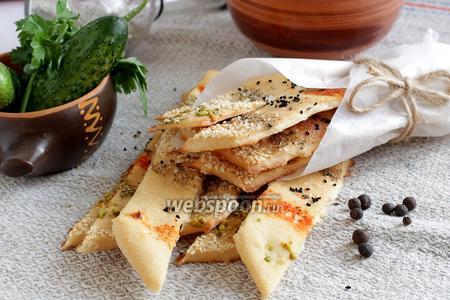 Хлебцы «Уголок Франции»