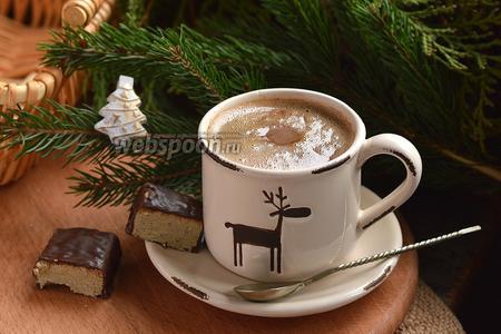 Кофе «Халва в шоколаде»