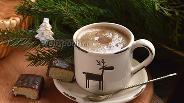 Фото рецепта Кофе «Халва в шоколаде»