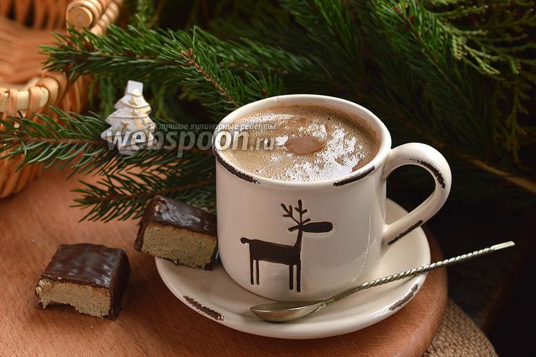 Фото Кофе «Халва в шоколаде»