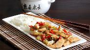 Фото рецепта Стир-фрай из курицы с сельдереем