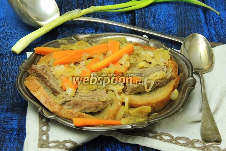 Фото Лёгкий суп